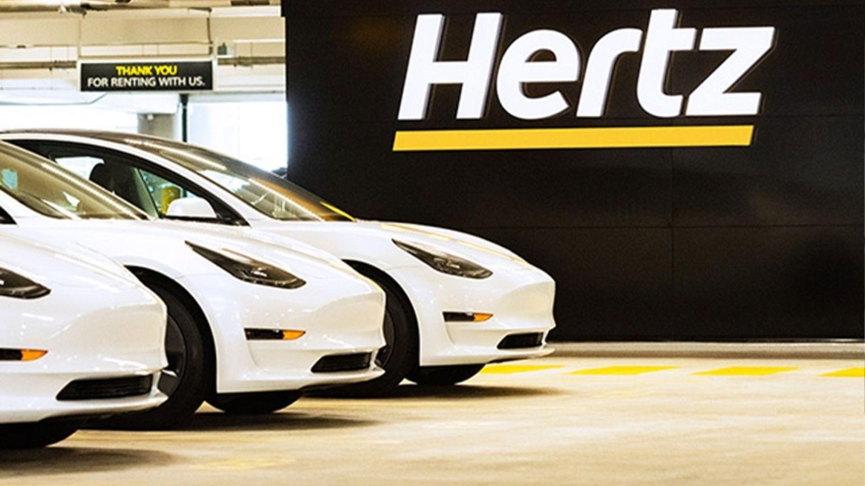 Hertz Tesla 3