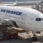 What's happening with Air France-KLM?