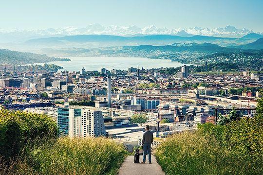 Six reasons to make Zurich your next international meeting destination