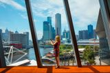 Melbourne Convention and Exhibition Centre reopens