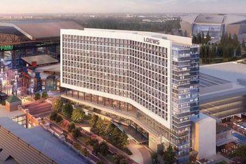Construction Begins on New Headquarters Hotel in Arlington, Texas
