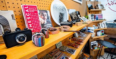 Temescal Alleys offers a number of unique shopping options