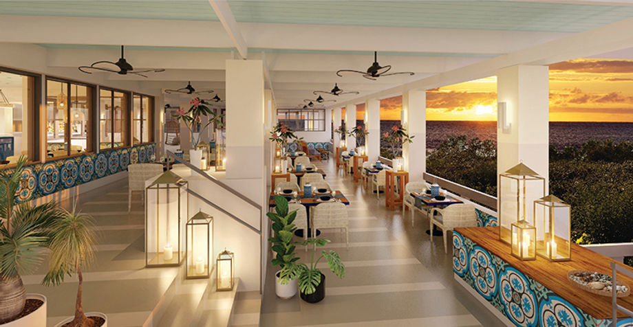The Baker's Cay Resort recently opened, offering groups 12 meeting venues for up to 4,090 attendees.