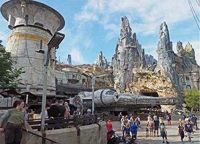 Disney Star Wars Galaxys Edge