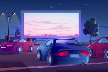 Safe Movie Night Gathering