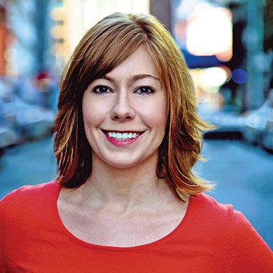 VenueBook founder and CEO Kelsey Recht