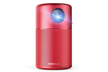 Pint-Sized Projector
