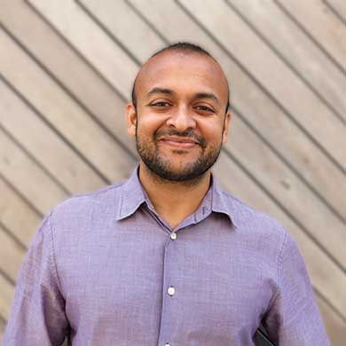 Bizly Founder and CEO Ron Shah