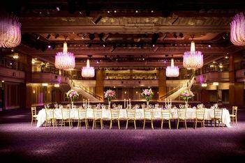 Five Stunning International Hotel Ballrooms With New Looks