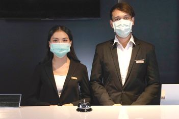 AHLA Relaxes Face Mask Policy at Hotels