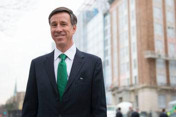 Arne Sorenson Marriott President CEO Cancer Treatments