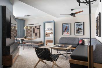hyatt lost pines junior suite