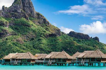 InterContinental Bora Bora Resort Beyond Green
