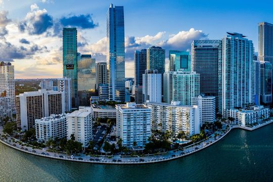 Miami Skyline STR ADR Increase