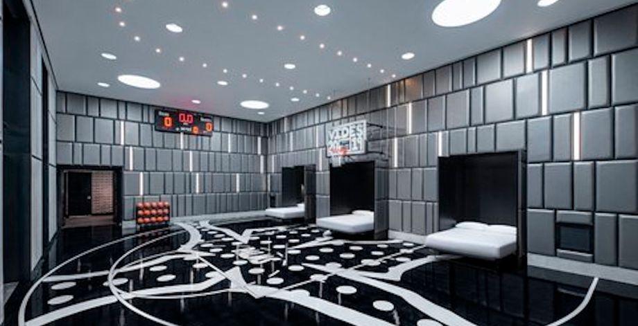 Palms Casino Resort Harwood Suite
