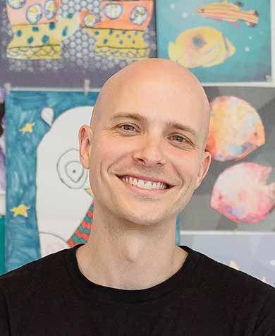 Derek Andersen, CEO and cofounder of Bevy