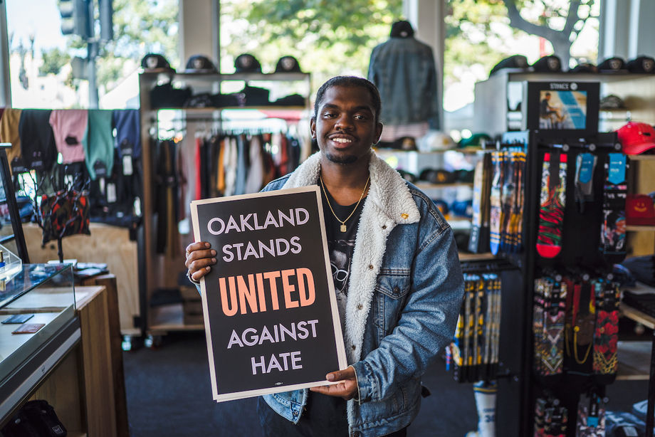 Oakland Against Hate