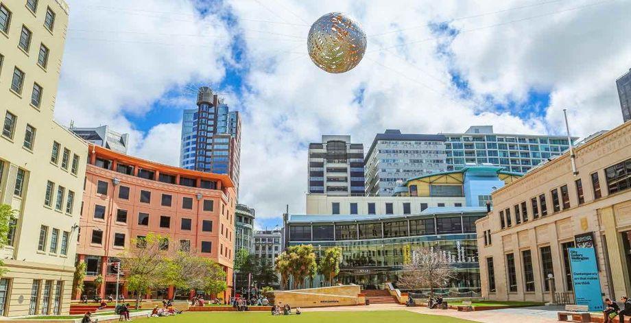 Wellington Business events 2