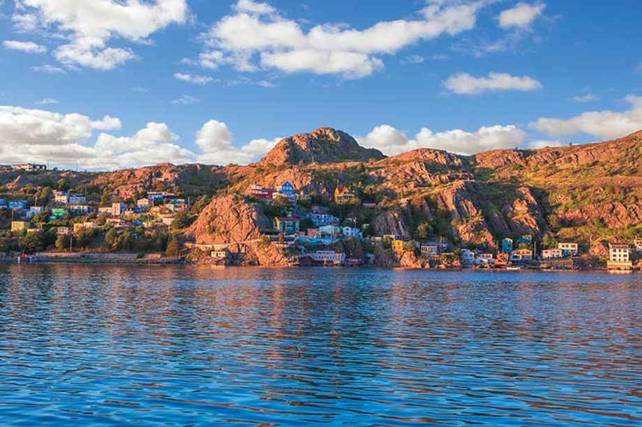The harborfront city of St. John's is the epicenter of Canada's ocean innovation ecosystem.