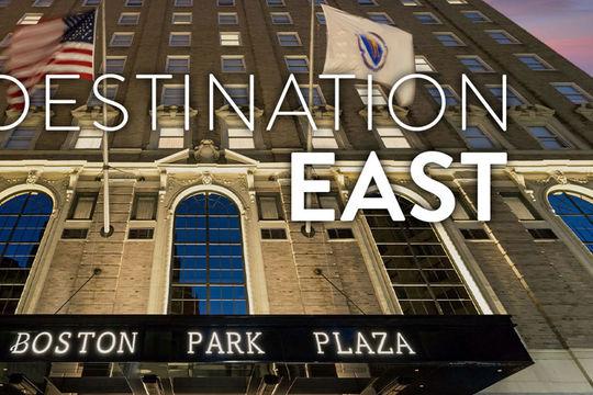 Destination East logo Northstar Meetings 2