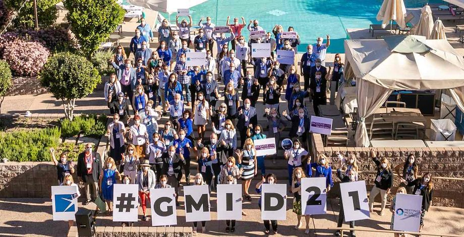Incentive Live:2021 celebrated Global Meetings Industry Day as part of the in-person agenda at Loews Ventana Canyon Resort in Tucson, Ariz.