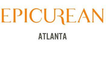 Epicurean Atlanta square logo