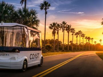Hot 25 Startups 2020: Coast Autonomous