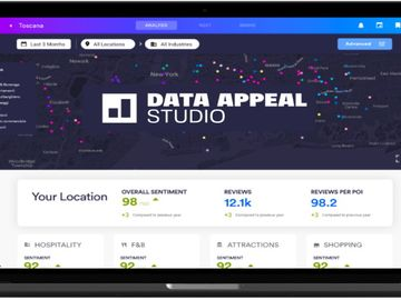 VIDEO: The Data Appeal Company - Launch pitch at Phocuswright Europe 2021
