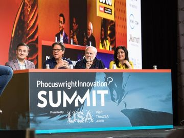 VIDEO: AllSeated - Summit pitch at Phocuswright 2018