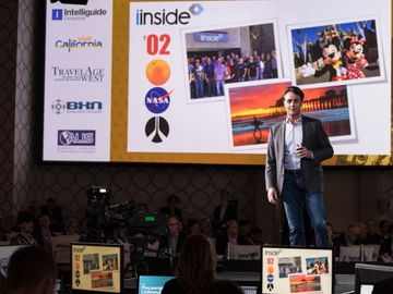 VIDEO: iinside - Launch pitch at Phocuswright 2018