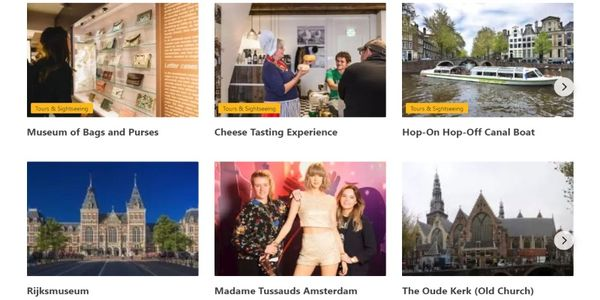 Booking.com opts for partner route to expand tours and activities