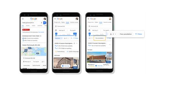google-covid-updates