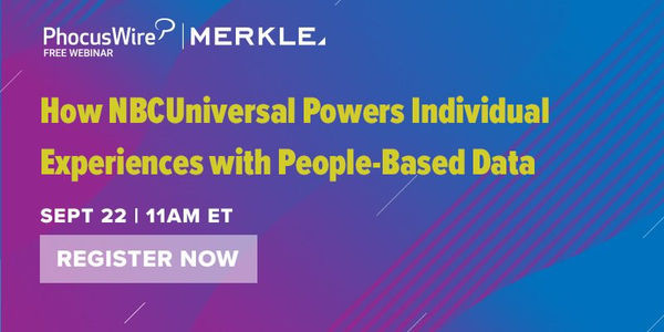 WEBINAR REPLAY: How NBCUniversal powers individual experiences with people-based data