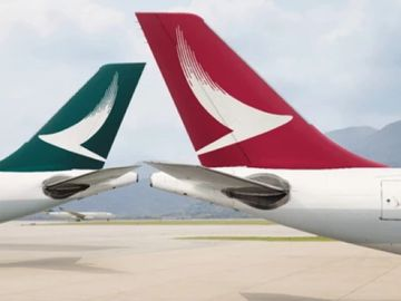 """Cathay Pacific fined £500,000 after """"brute force"""" data breach"""