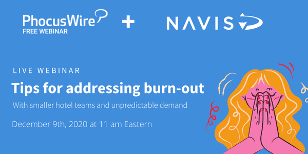 WEBINAR REPLAY! Tips for addressing burn-out with smaller teams and unpredictable demand