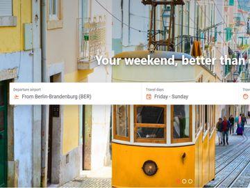 Trivago acquires getaway online travel agency Weekend.com