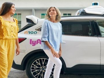 Lyft and Ford unite to push autonomous ride-hailing services at scale