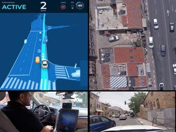 Sixt and Intel unite for autonomous taxi vehicle launch