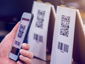 How the coronavirus gave QR codes a major role in travel