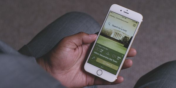 Hilton Honors app add recommendations