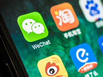 WeChat 2018 rankings Dragon Trail Interactive