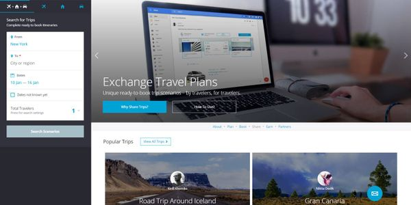 Timescenery and Baarb push AI-driven results to fix travel search