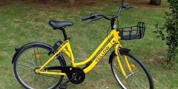 Bike share startup Yellow $9M seed round