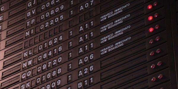 Decoding blockchain, part 3: Flight data management