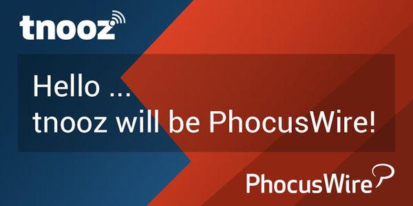 Big news - PhocusWire is acquiring tnooz