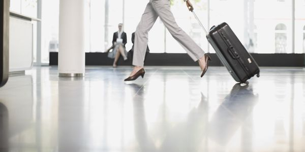 SITA report AI baggage handling