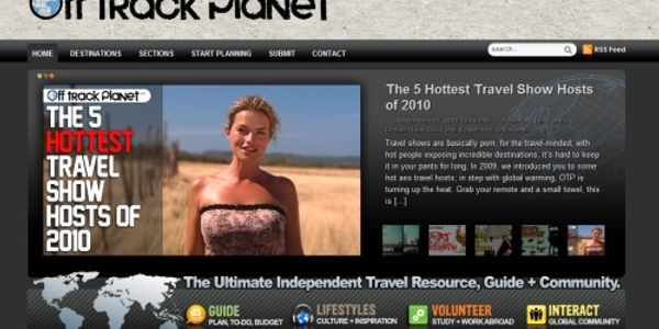 TLabs Showcase - Off Track Planet