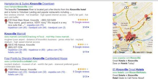 TripAdvisor says Google threatened search lock-out