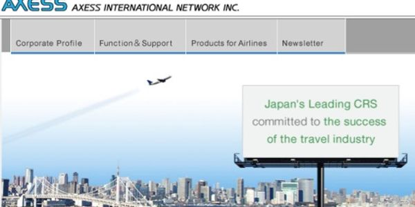 Travelport agrees major partnership with Japanese GDS AXESS, JAL says goodbye to Sabre