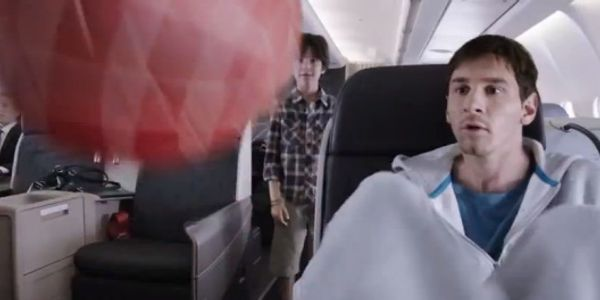Easy way for travel brands to go viral on YouTube - hire megastars Lionel Messi and Kobe Bryant